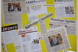 Presse-Ausschnitte